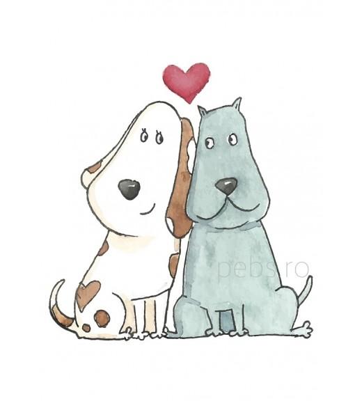Dog Love. Gift card