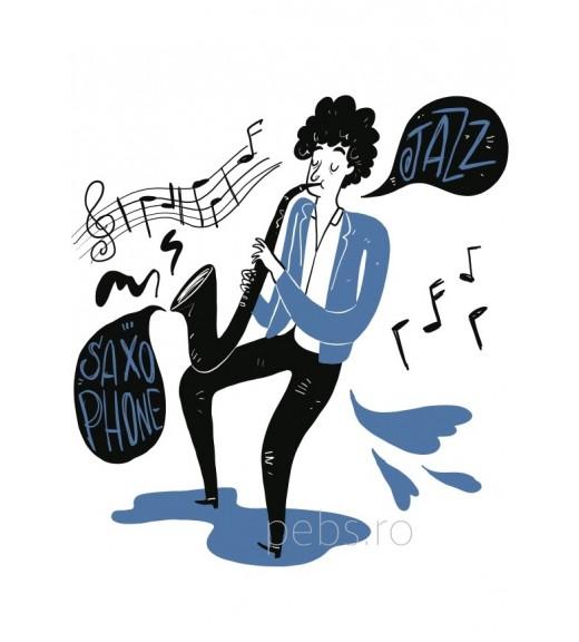 Jazz. Felicitare