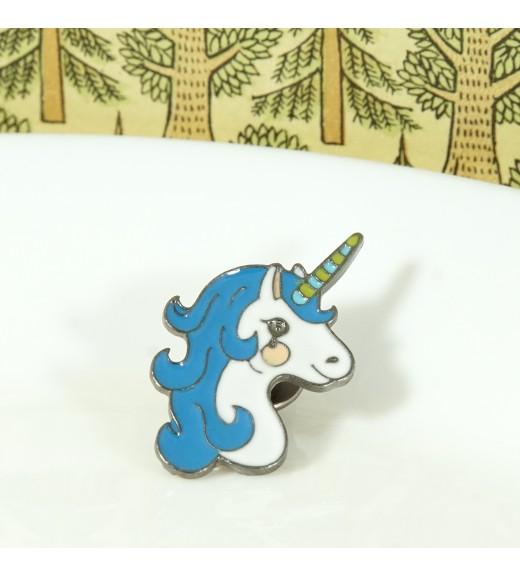 Beautiful Blue Unicorn imagine