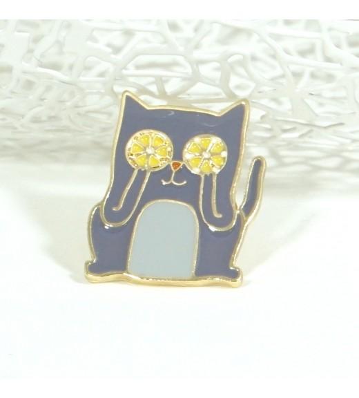 Relax Lemon Cat imagine