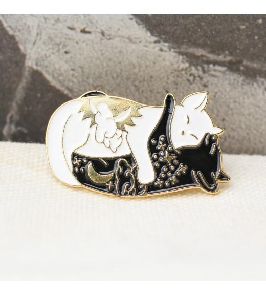 Yin Yang Cats image