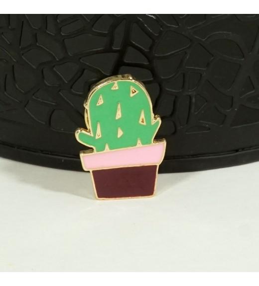 Cactus Brown Pot