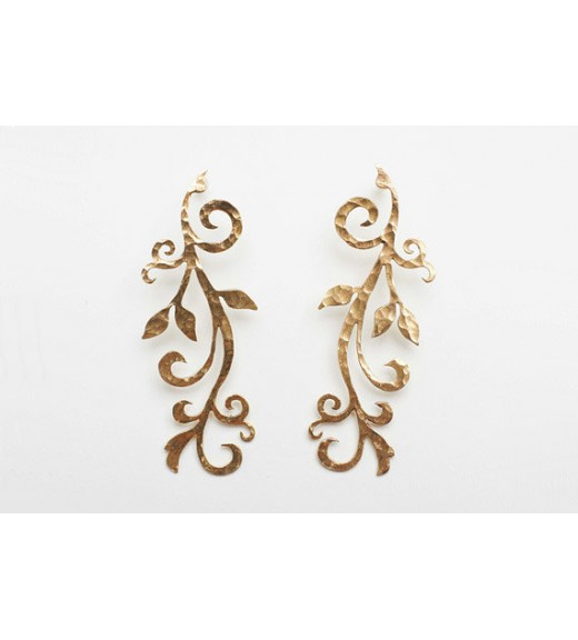 Arabesque. Gold