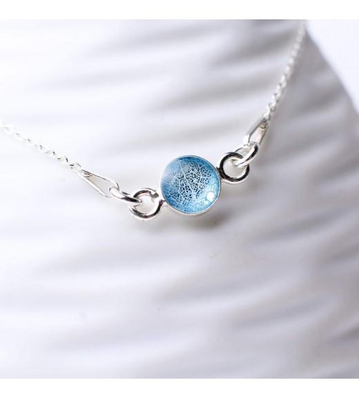 Tilia tomentosa - Tei Argintiu. Water Blue