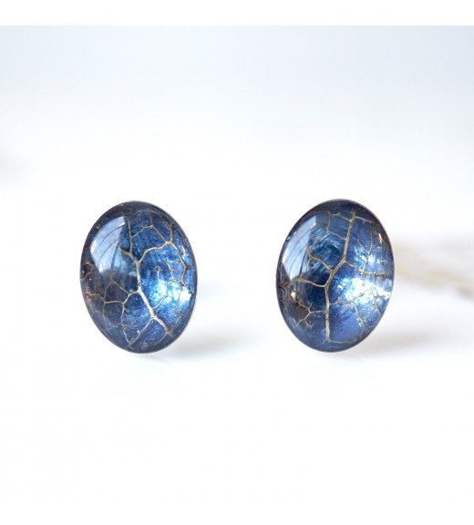 Physalis alkekengi - Nervuri de Tei. Pearl Blue