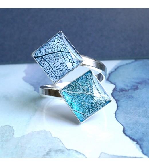 Tilia tomentosa - Nervuri De Tei Argintiu. Dual Blue