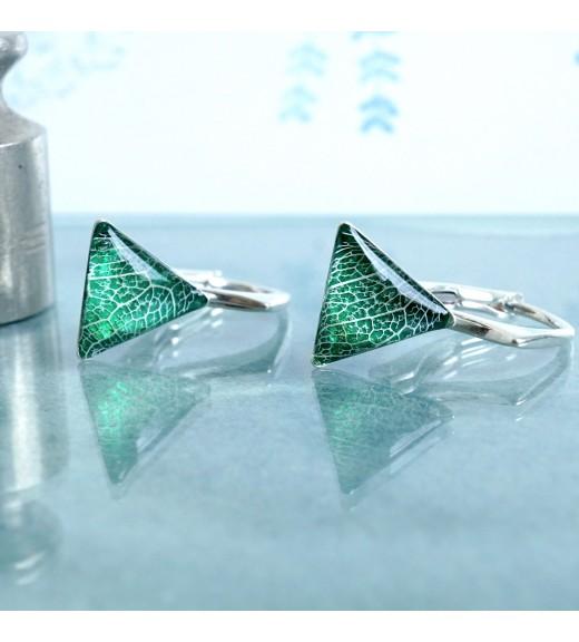 Tilia tomentosa - Frunză De Tei Argintiu. Emerald Triangle