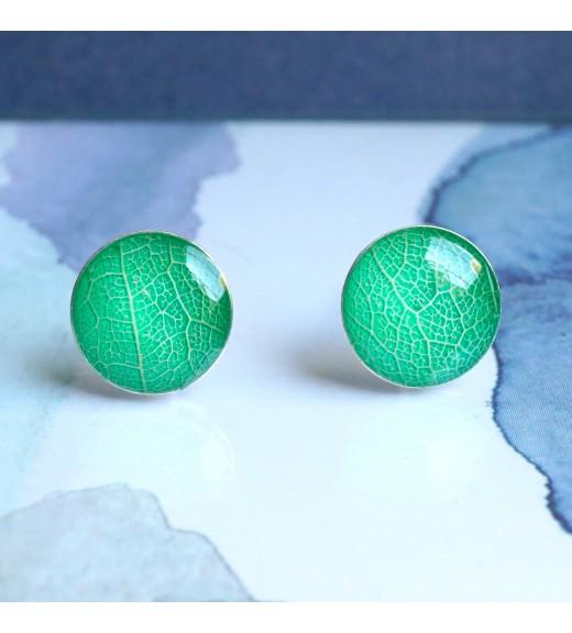 Tilia tomentosa - Nervuri De Tei Argintiu. Fresh Mint Green