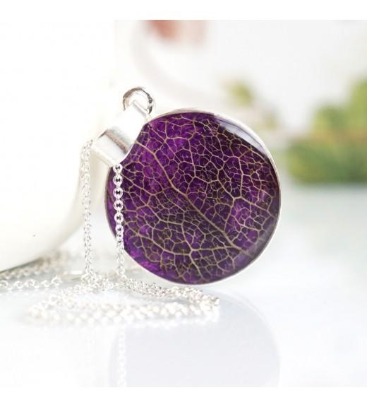 Physalis alkekengi - Winter Cherry Veins. Royal Purple