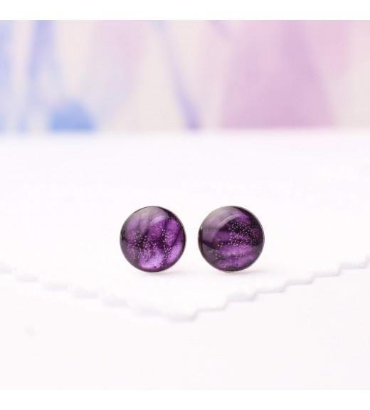 Petunia sp. - Petală de Petunie. Dashing Purple