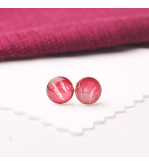 Rosa sp. - Petală de Trandafir. Purpley Pink