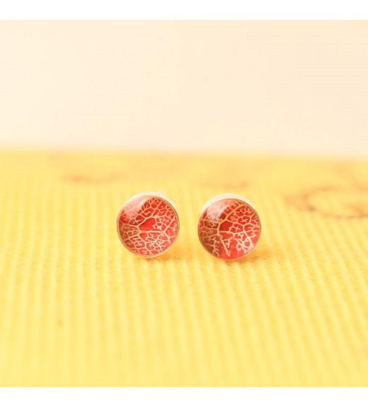 Tilia tomentosa - Nervuri de Tei. Red Drops