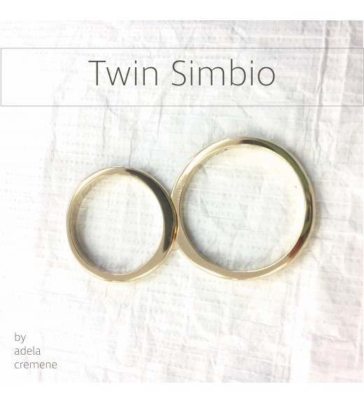 Twin Simbio - Verighete imagine