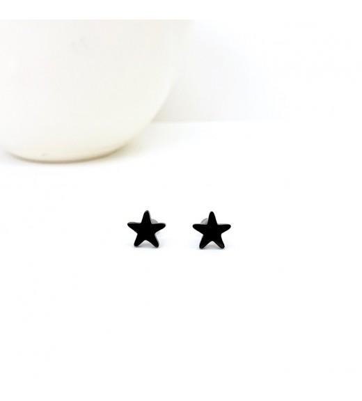 Cercei Minimal Black - Black Stars imagine