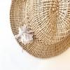 Cercei Mătase - White Petals imagine