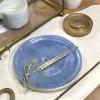 Suport Bețigaș Parfumat Ceramic Pearl Blue imagine