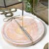 Suport Bețigaș Parfumat Ceramic Pearl Pink imagine