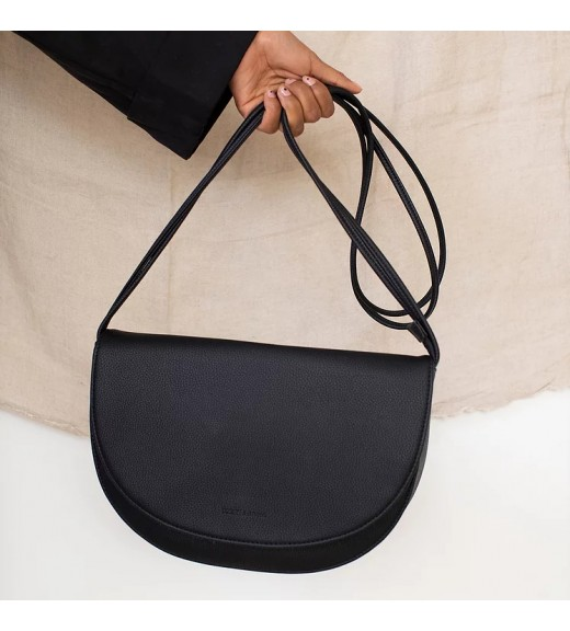 Soma Half Moon Bag. Black