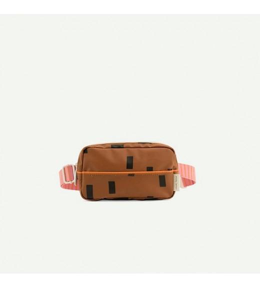 Borsetă Sticky Lemon Sprinkle -  Syrup Brown & Bubbly Pink imagine