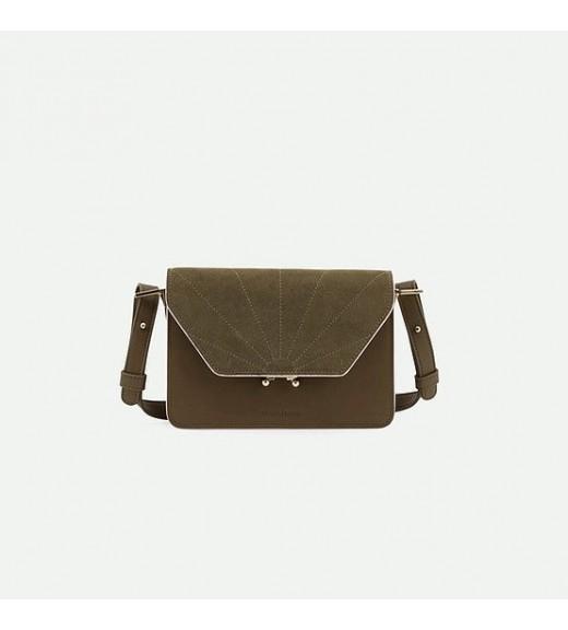 Sticky Lemon Mini Shoulder Bag - Olive Green