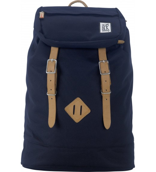 Navy Blue. Rucsac Premium. The Pack Society imagine