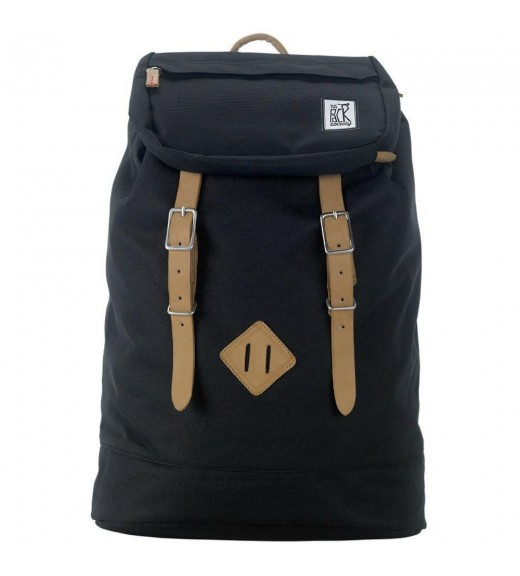 Black. Rucsac Premium. The Pack Society