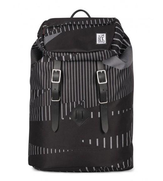Rucsac Premium Negru/Gri - The Pack Society