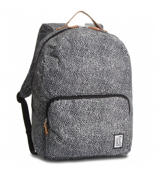 Backpack - Black with Dots. The Pack Society