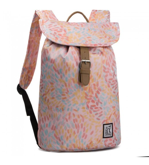 Small Backpack - Pink. The Pack Society