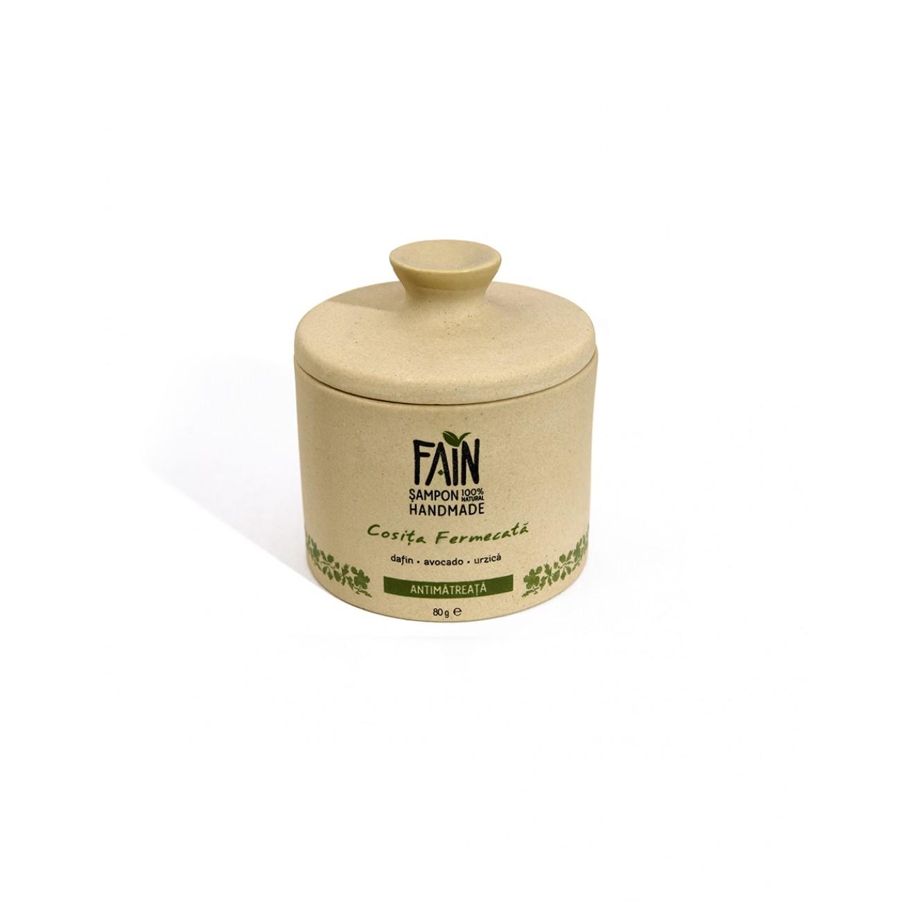Cosiţa Fermecată – Șampon Solid Antimătreață